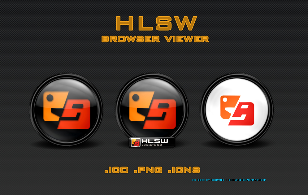HLSW Server Browser Package by 3xhumed on DeviantArt