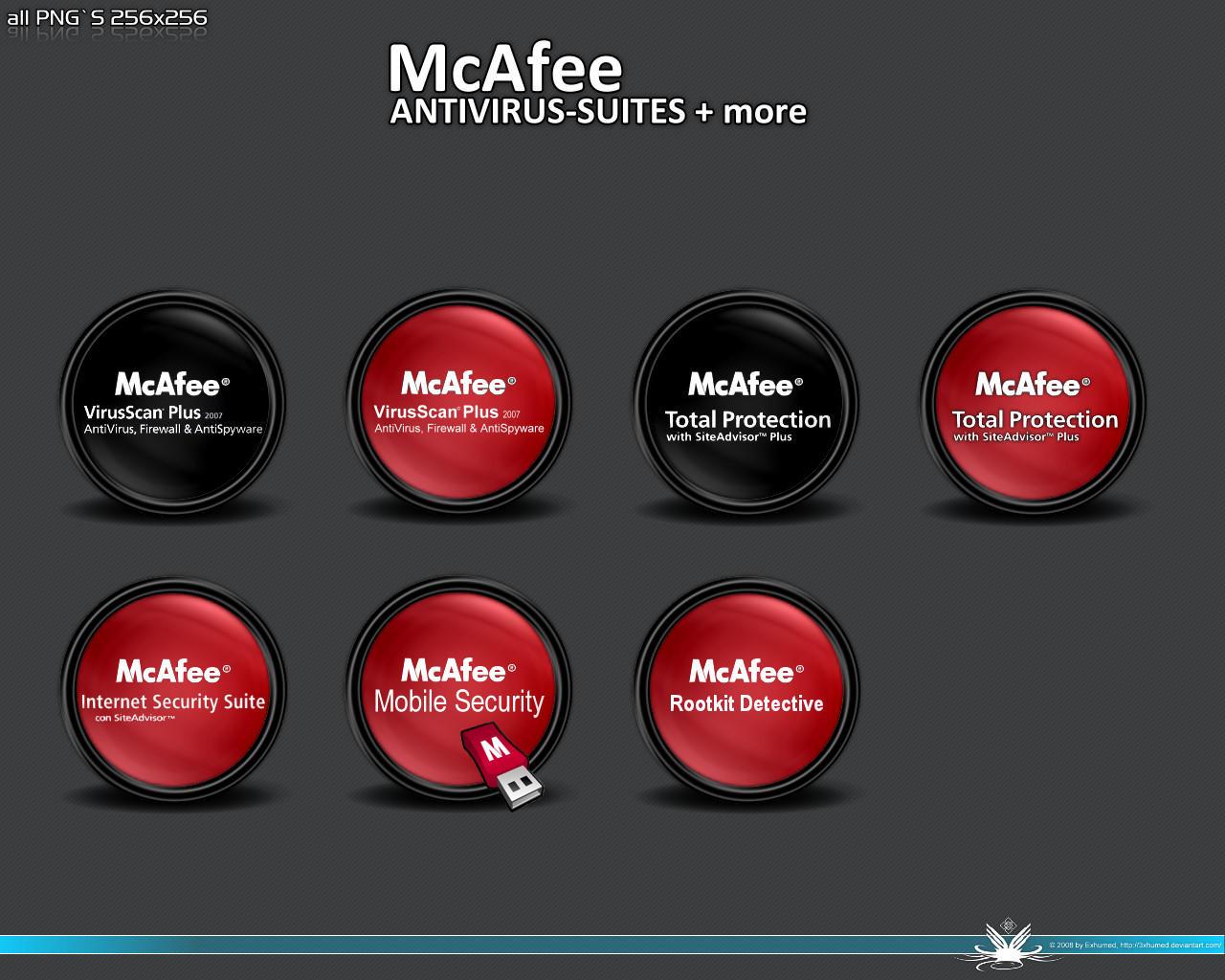 uninstaller mcafee internet security suite 2007 powerpack 2012