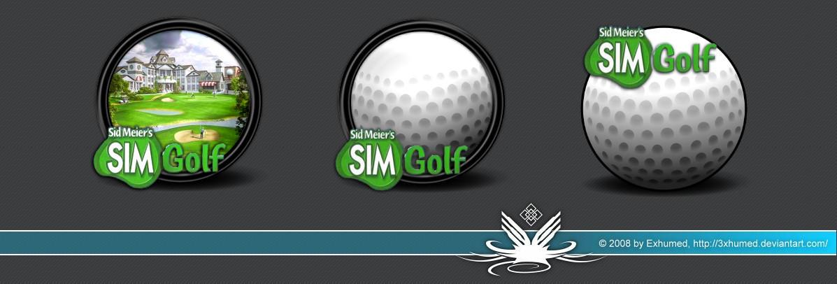 Sid Meiers SimGolf by 3xhumed