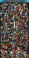 Mega Games Icon Pack 3of3 by 3xhumed