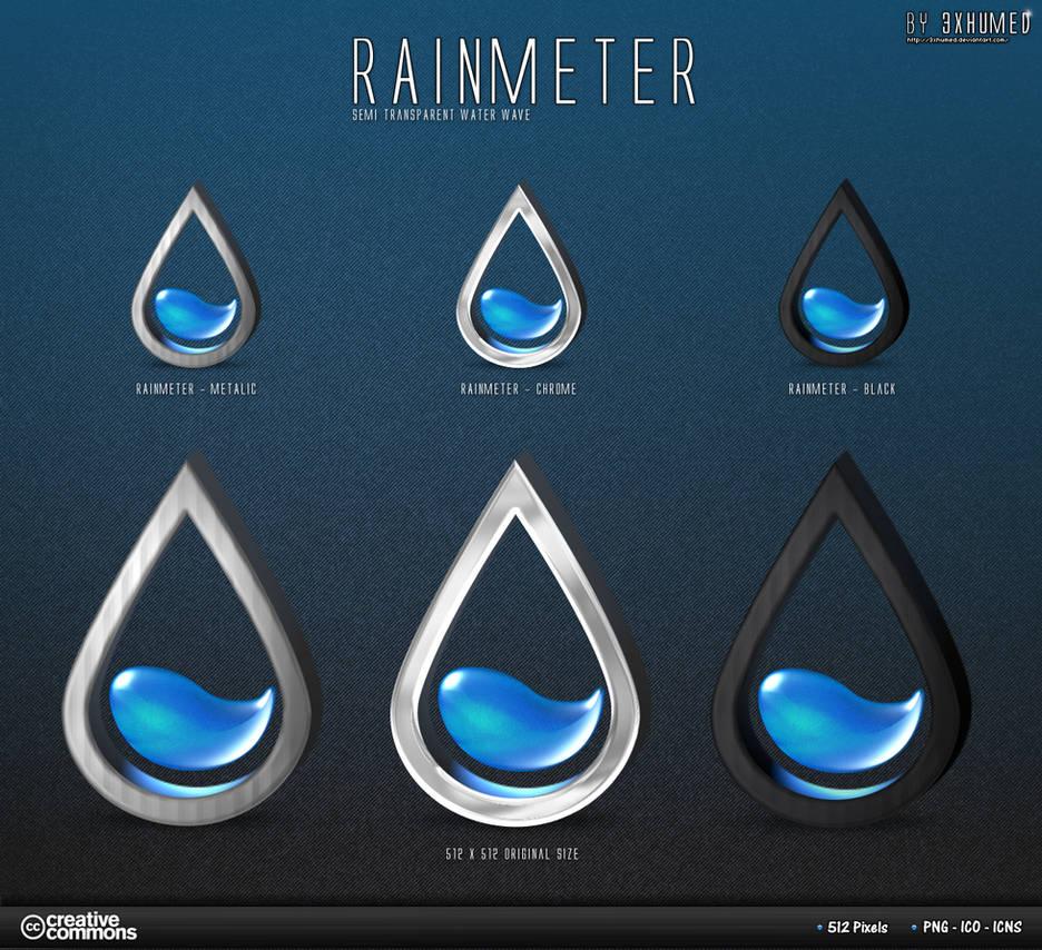 Rainmeter Dock Icon