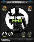 Call of Duty MW 3 Game Icon Pack