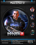 Mass Effect 3 - Icon Pack