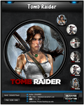 Tomb Raider - Game Icon Pack