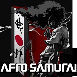 Afro Samurai By Marx Cartoonee On Deviantart
