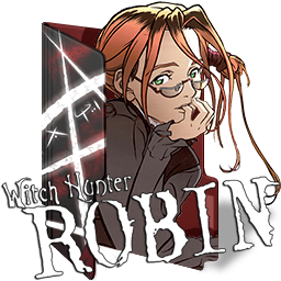 Witch Hunter Robin by Marx-Cartoonee