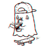 Ghostdude thinks you're pretty cool