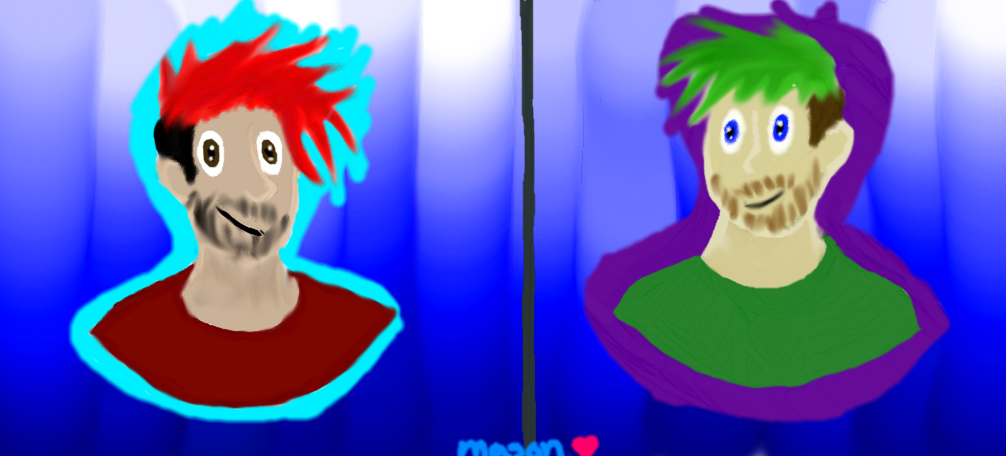 Mark and Jack by Jackiplier2