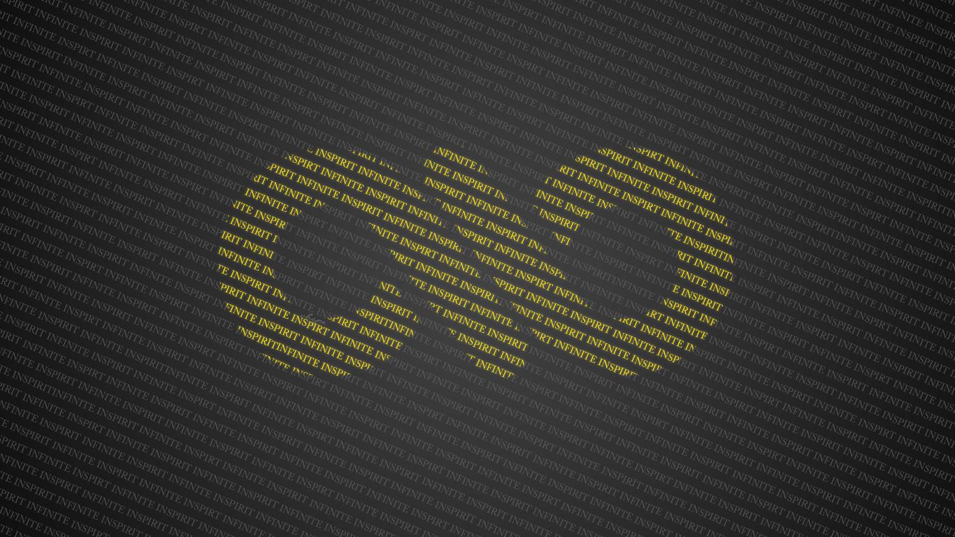 Infinite Typography Wallpaper by vhope on DeviantArt