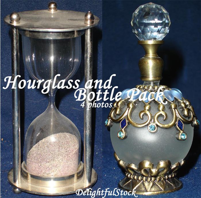 Hourglass DelightfulStock by DelightfulStock