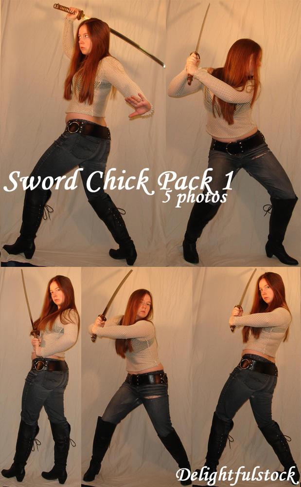 Sword Pack1 DelightfulStock by DelightfulStock