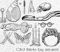 Old things brushes by Siearel