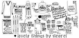 lovely things by Siearel