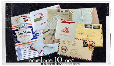 envelope 10png by Siearel