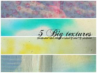 5 Big textures