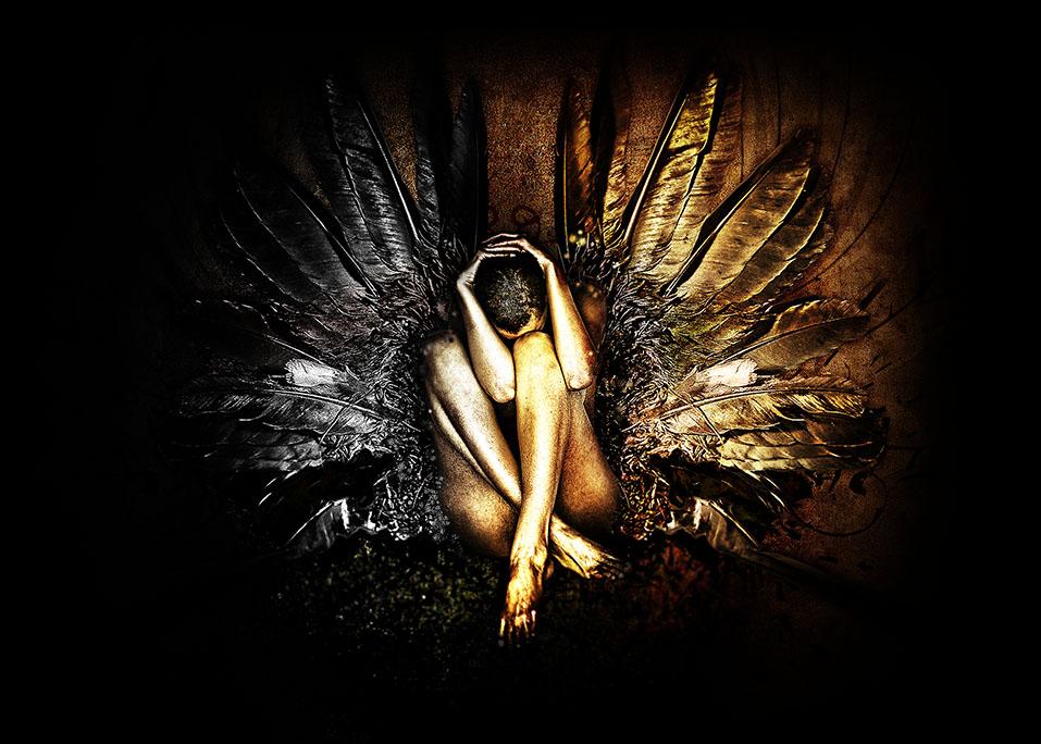 sexy fallen male angels wallpaper - photo #15