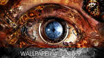 BioMech Eye wallpaper
