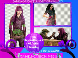 +Pack//Png descendientes 2 by DanielaCarson