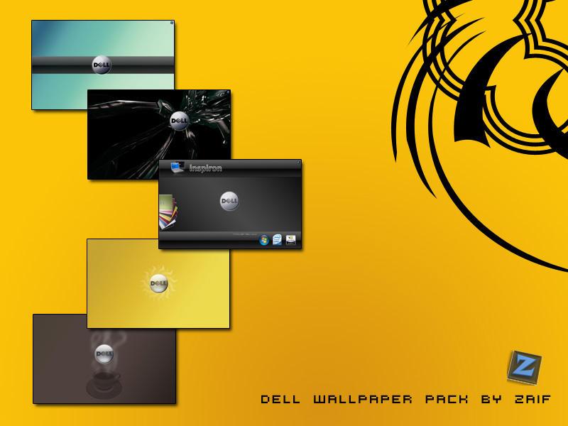Dell Widescreen Wallpaper Pack By Zaif06 On DeviantArt