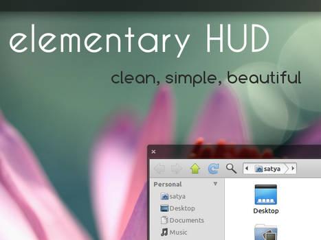 elementary HUD