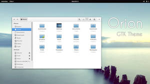 Orion - GTK3 Theme
