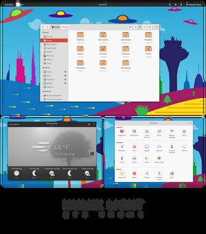 Numix Light - GTK3 theme