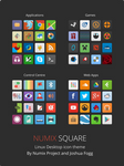 Numix Square icons