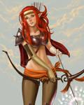 Archer Elf for Jana