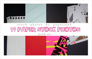 Stock Pack 02: Papers