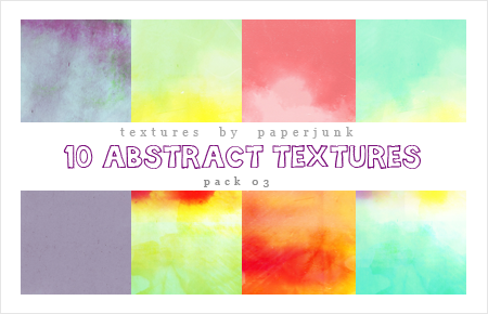 Textures Pack 03: Abstract