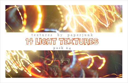 Textures Pack 04: Lights