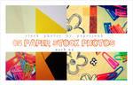 Stock Pack 03: Paper Scraps