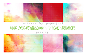 Textures Pack 05: Abstract