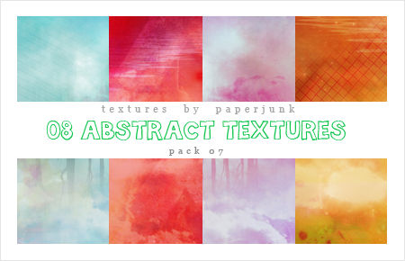 Textures Pack 07: Abstract
