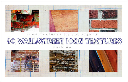 IT Pack 09: Walls/Streets