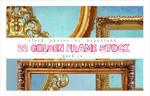 Stock Pack 11: Golden Frames