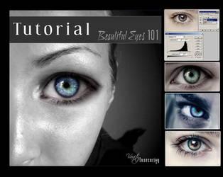 Tutorial: Beautiful Eyes 101 by vanity-insecurity