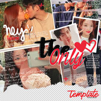 Template   Couple  The Only by CromwellXoxoLu