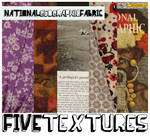 Pack 1: Geographic Fabric