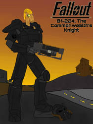 Fallout: B1-224 The Commonwealth Knight