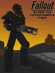 Fallout: B1-224 The Commonwealths Knight