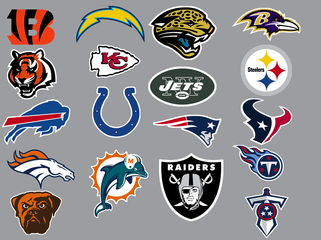 Nfl Afc Conference Dock Icons By Kneenoh On Deviantart