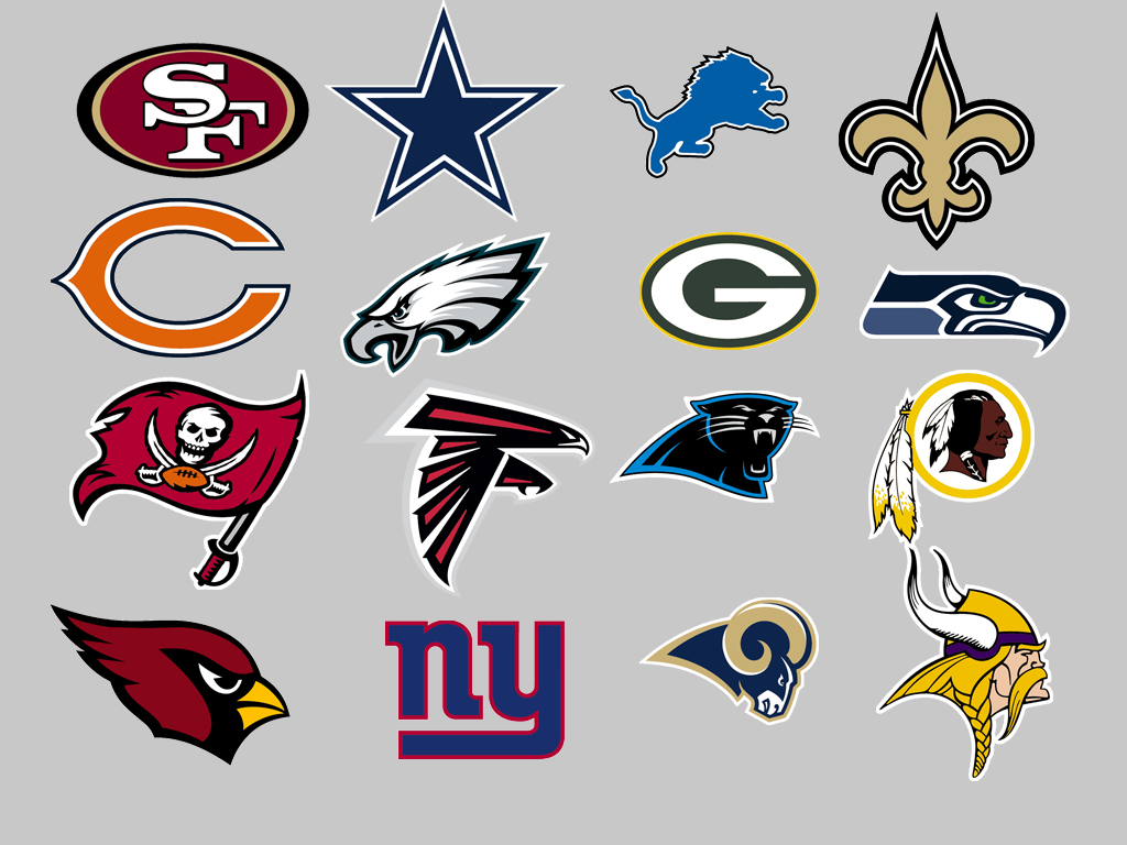 NFL NFC Conference Dock Icons by KneeNoh