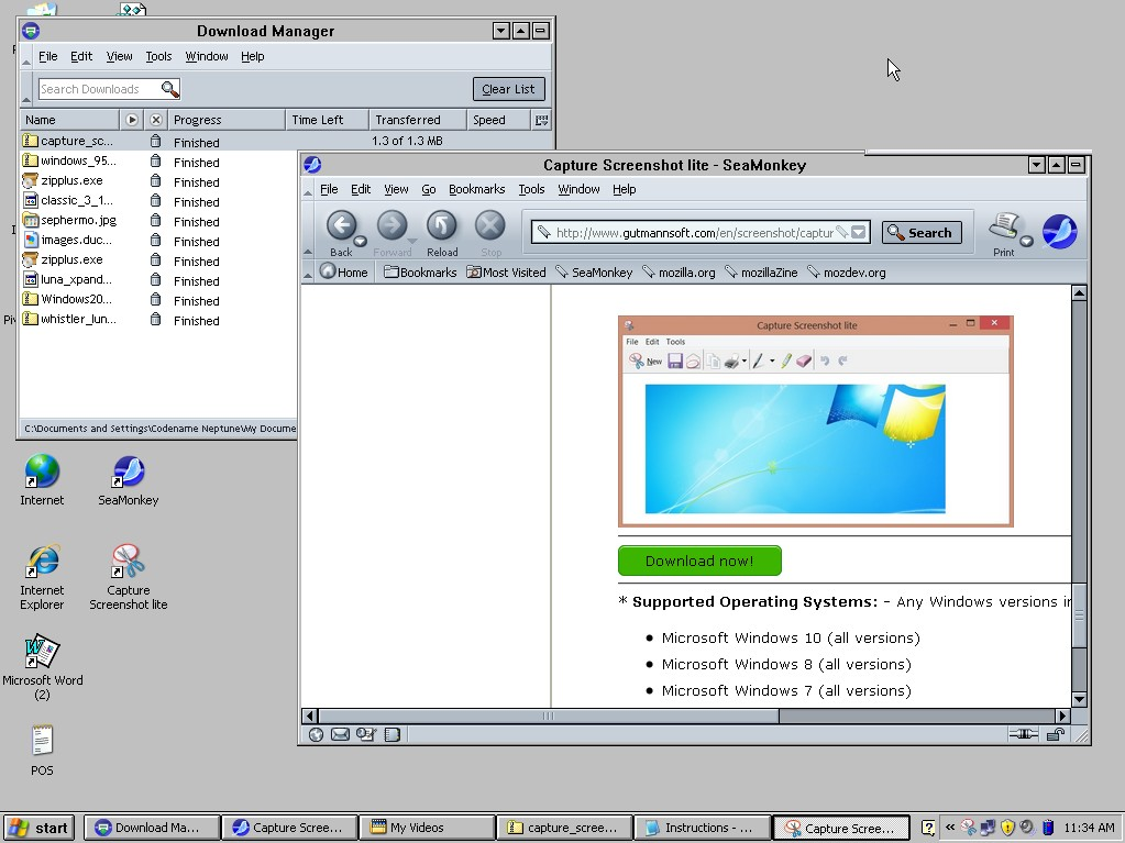 Windows Neptune Theme For Win 7.themepack