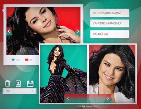 Photopack de Selena Gomez