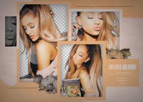 Pack PNG de Ariana Grande. by iLightWonderful