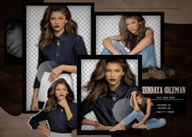 Pack de Zendaya Coleman by iLightWonderful