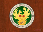 Chara Presidential Seal