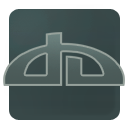 DA Mac OSX Icon by Nuriet
