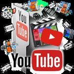 YouTube Folder Icon V1 by alexartchanimte7